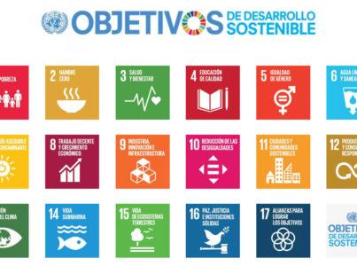Nos suscribimos a los Objetivos de Desarrollo Sostenible
