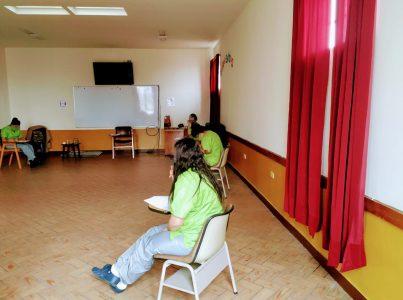 3º encuentro con Mujeres vulneradas para la reconstrucción del SER