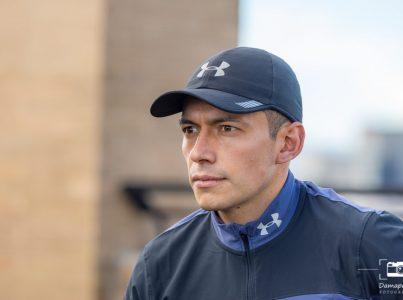 Oswaldo Ortiz el atleta élite que, tras seis meses en coma, es ejemplo de superación con 'Corro por Colombia'