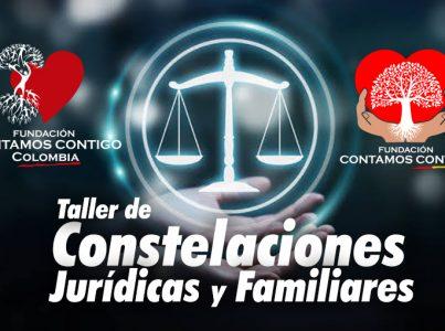 Taller Constelaciones Jurídicas y Familiares