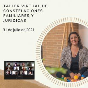 Taller virtual de constelaciones familiares y jurídicas